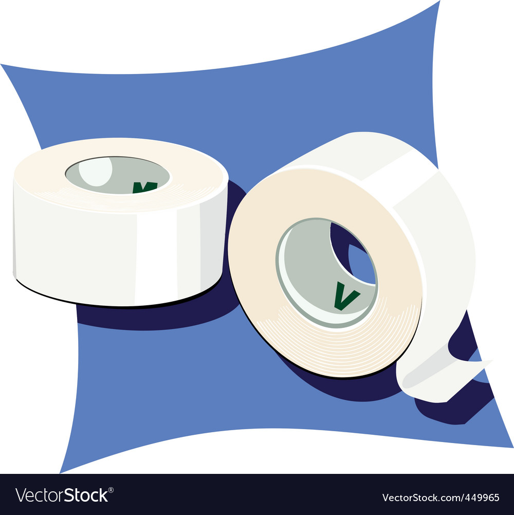 Plaster vector | Price: 1 Credit (USD $1)