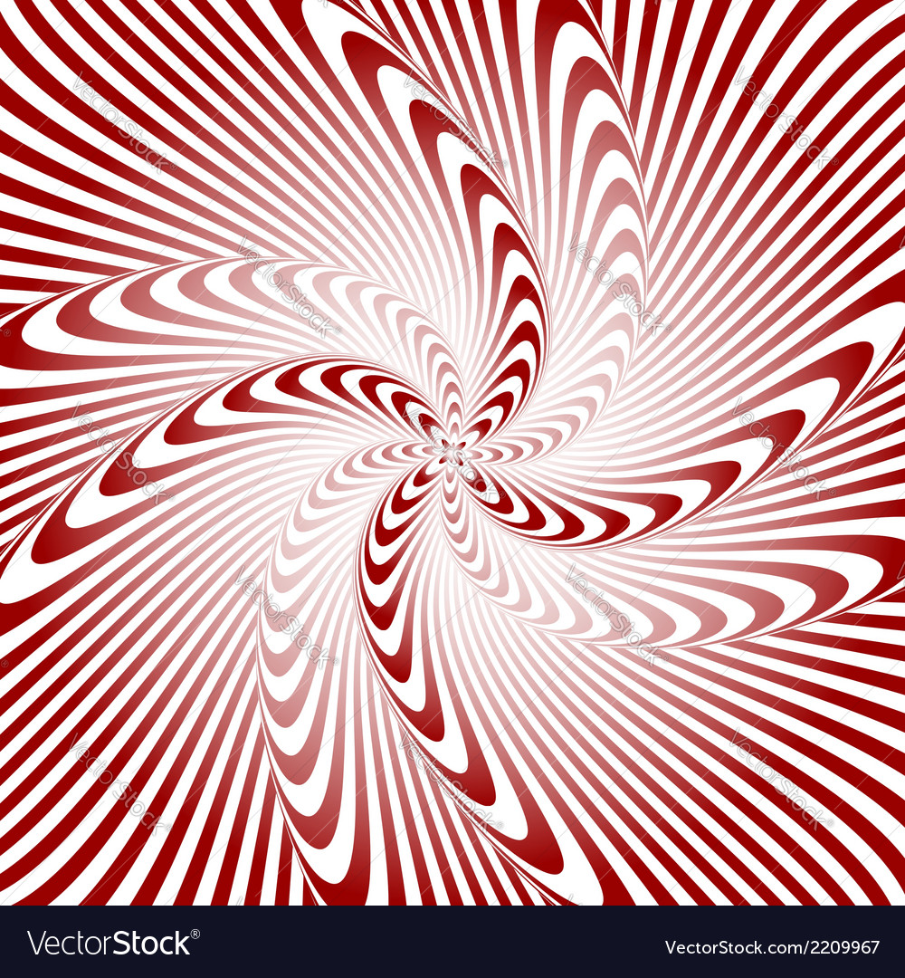 Design whirlpool movement warped background vector | Price: 1 Credit (USD $1)