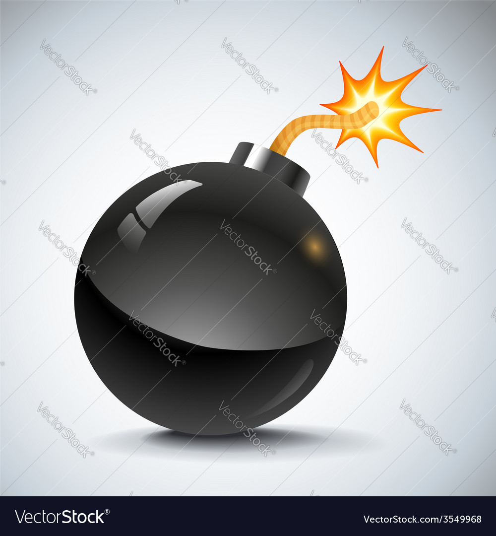 Bomb new vector | Price: 1 Credit (USD $1)