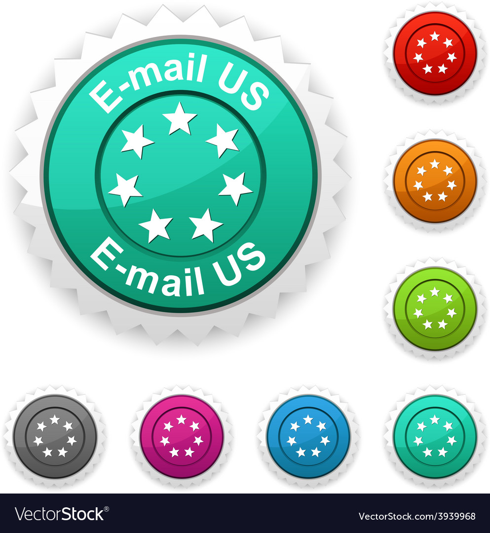 E-mail us award vector | Price: 1 Credit (USD $1)