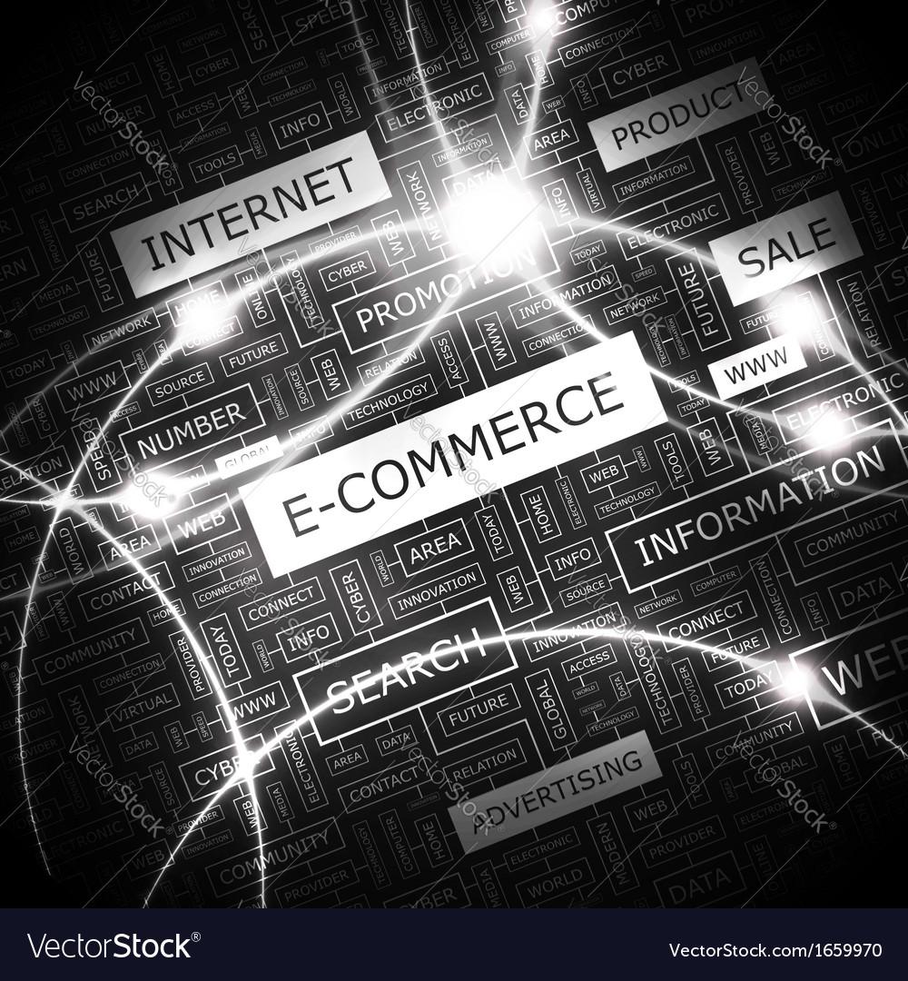 E commerce vector | Price: 1 Credit (USD $1)
