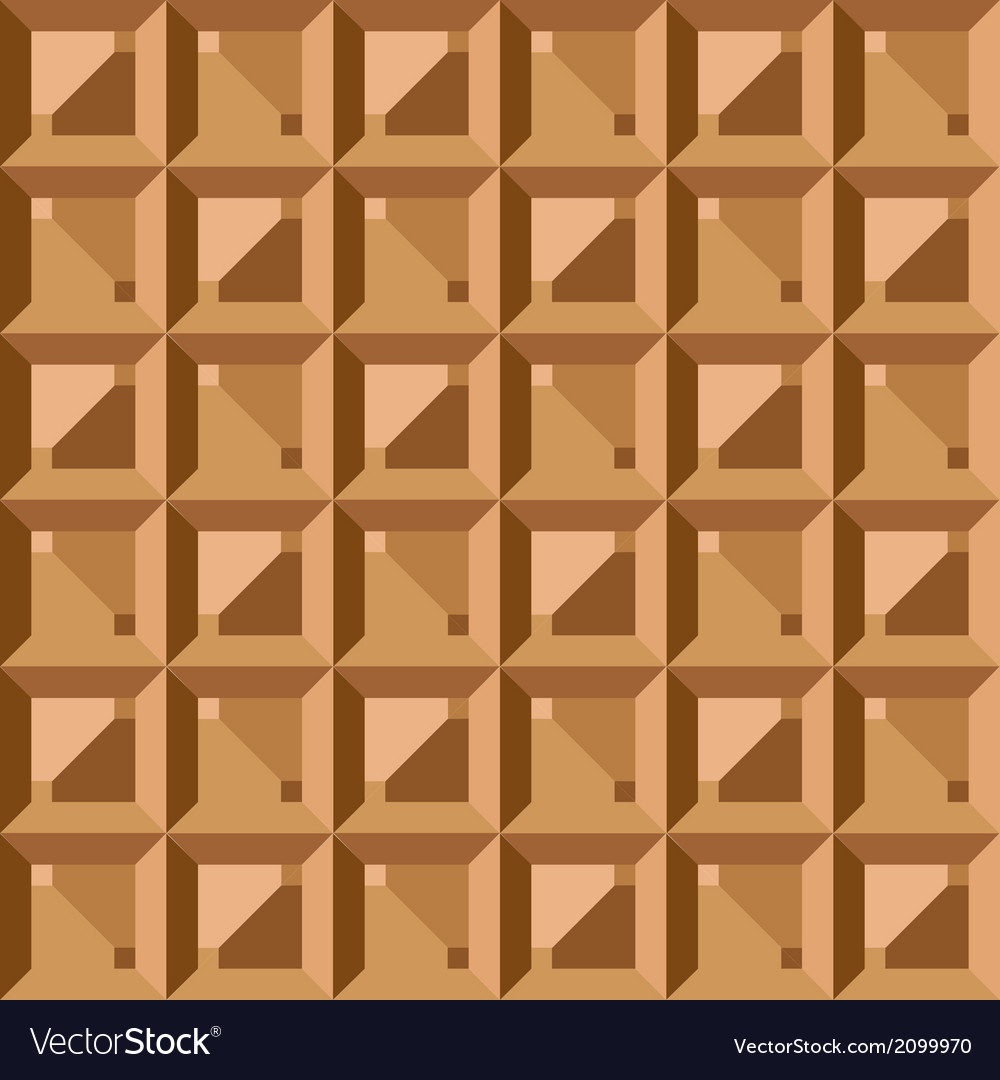 Polygonal brown graphic vector | Price: 1 Credit (USD $1)