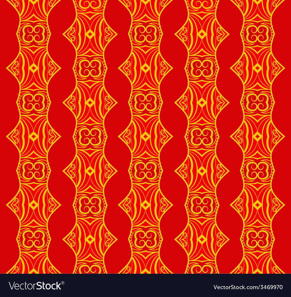 Red pattern vector | Price: 1 Credit (USD $1)