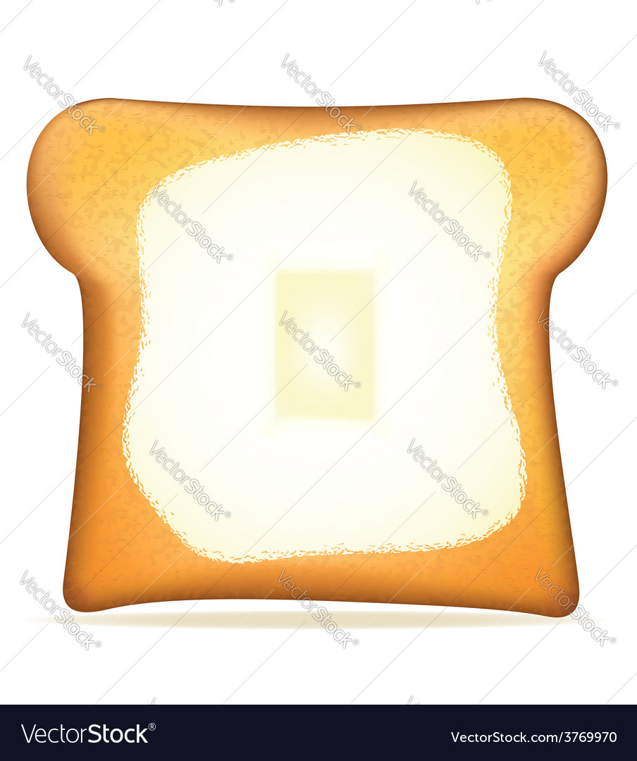 Toast 03 vector | Price: 1 Credit (USD $1)