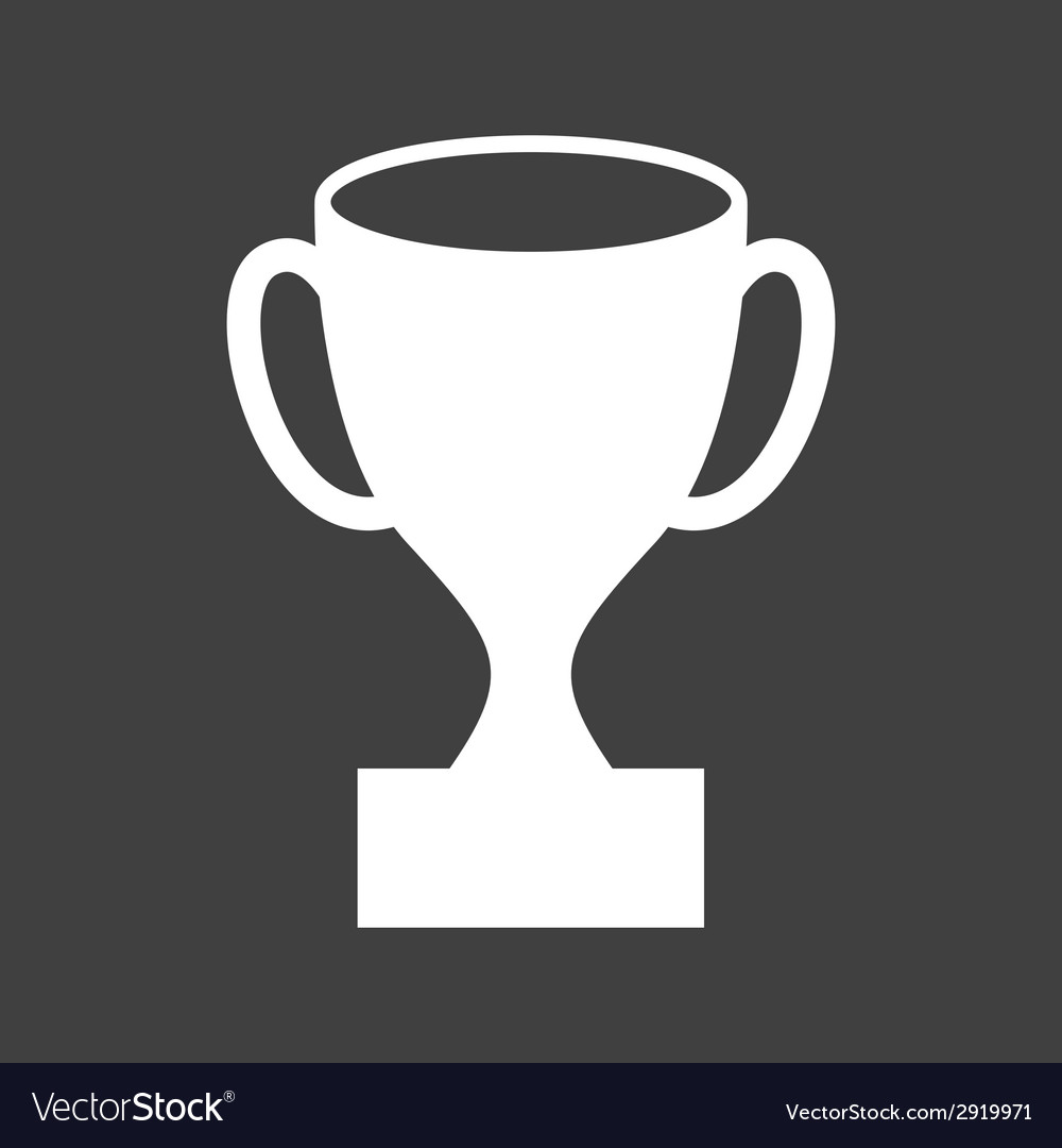 Trophy icon vector | Price: 1 Credit (USD $1)