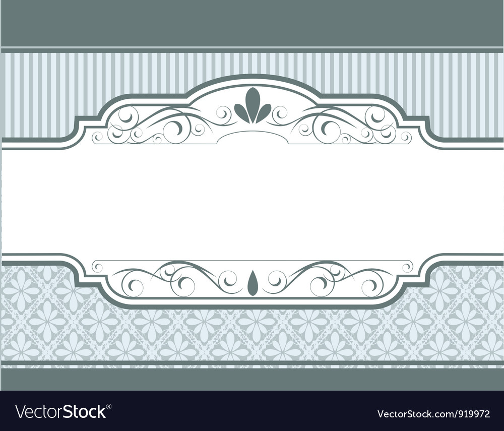 Vintage label banner set vector | Price: 1 Credit (USD $1)