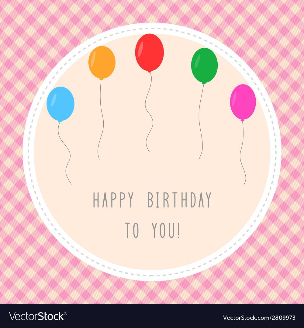 Happy birthday to you3 vector   Price: 1 Credit (USD $1)