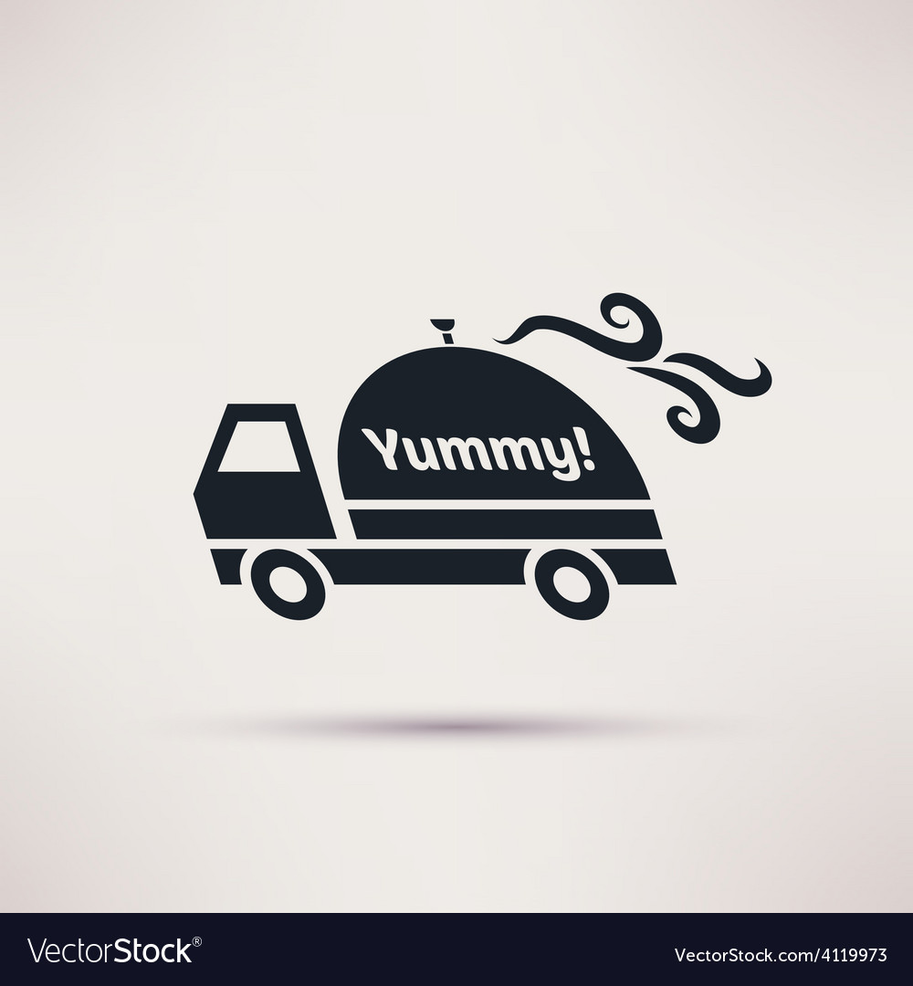 Logo design for meal delivery service vector | Price: 1 Credit (USD $1)