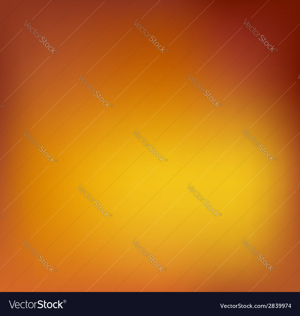 Bright blurred background - yellow and orange vector | Price: 1 Credit (USD $1)