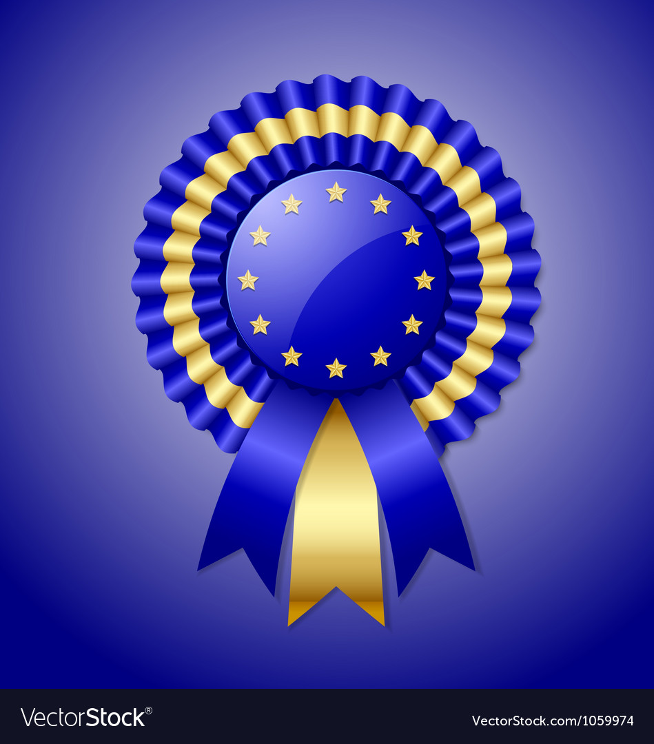 European rosette vector | Price: 1 Credit (USD $1)