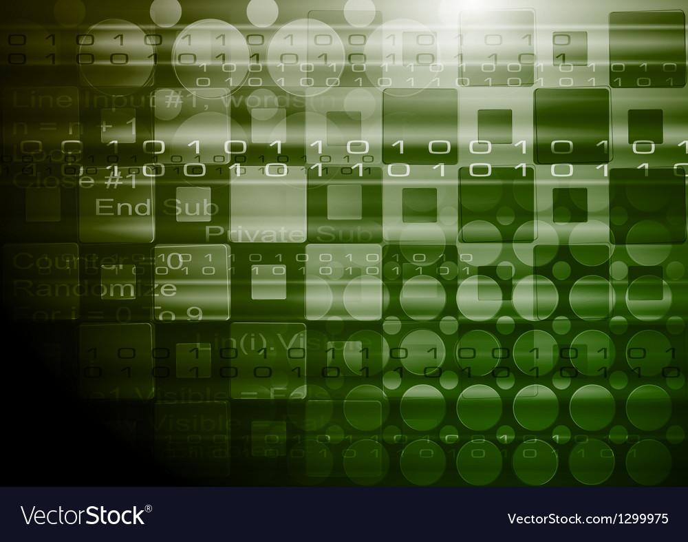 Abstract hi-tech backdrop vector | Price: 1 Credit (USD $1)