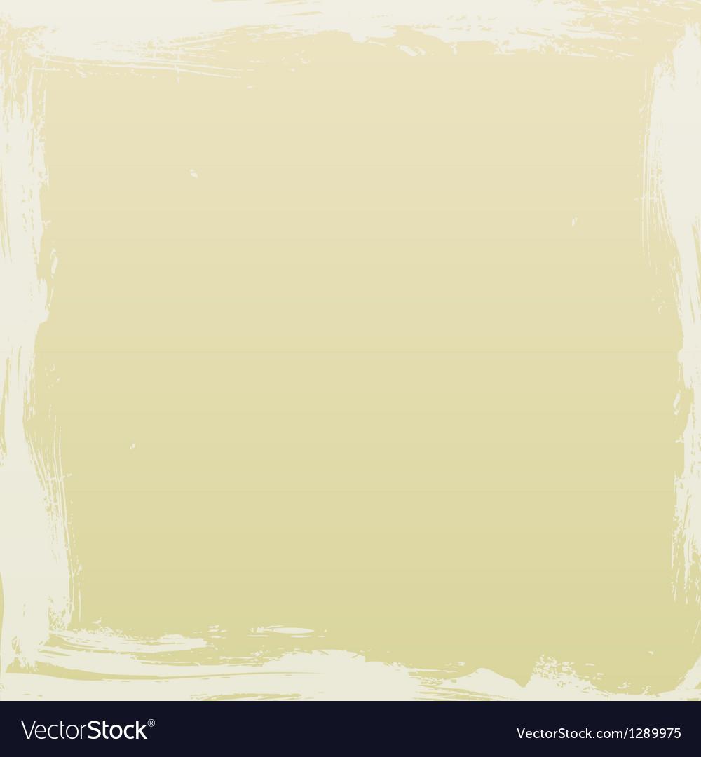 Grunge beige background vector | Price: 1 Credit (USD $1)