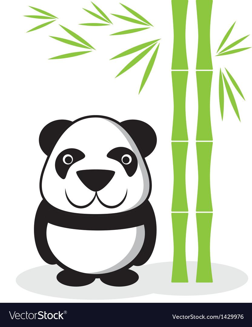 Panda cartoon vector   Price: 1 Credit (USD $1)