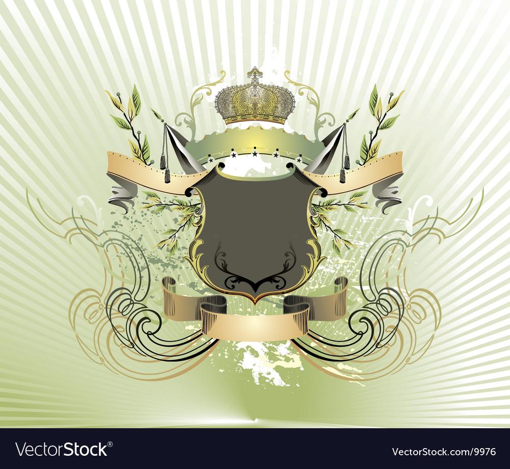 Royal vintage illustration vector   Price: 3 Credit (USD $3)