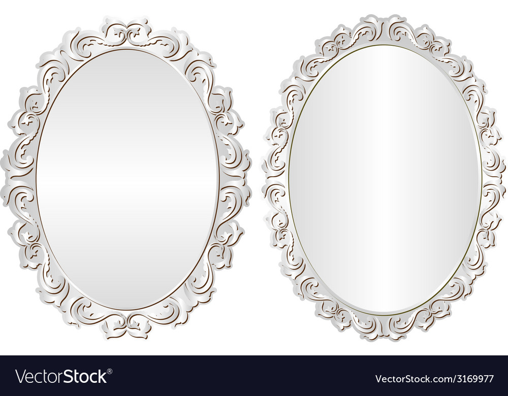 Silver frames vector | Price: 1 Credit (USD $1)