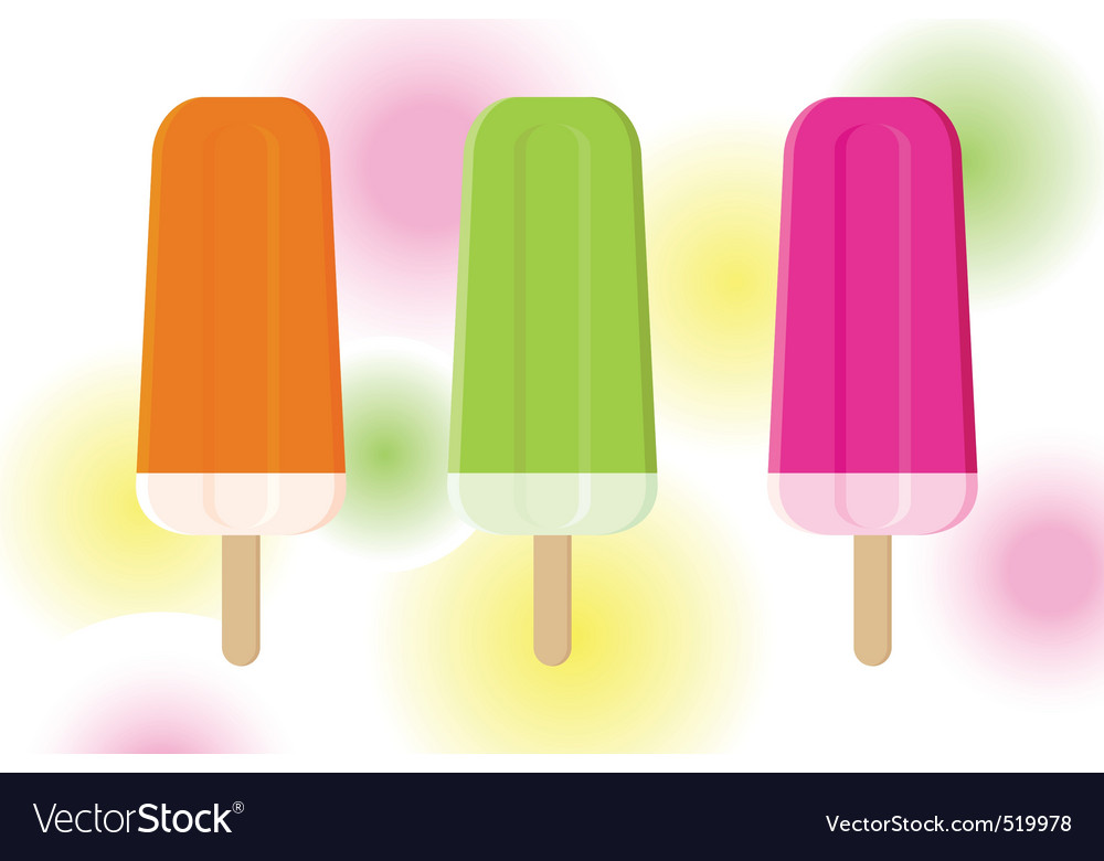 Icecream vector | Price: 1 Credit (USD $1)
