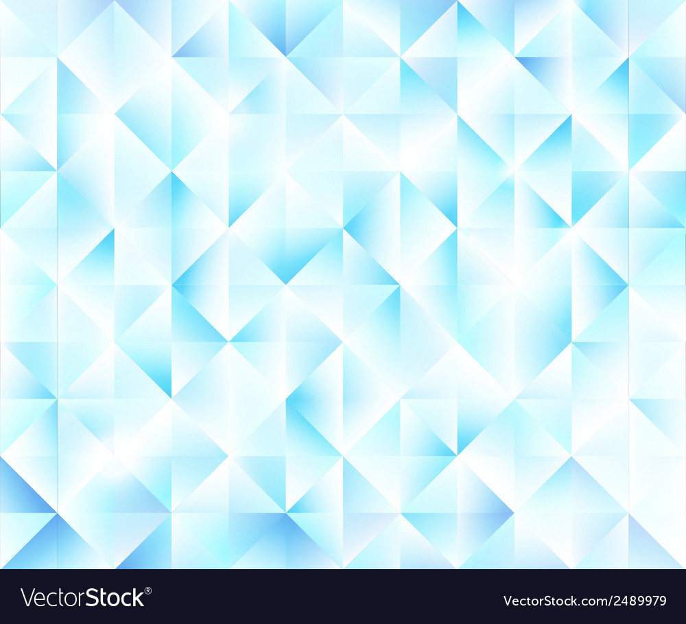 Seamless abstract icy background vector | Price: 1 Credit (USD $1)