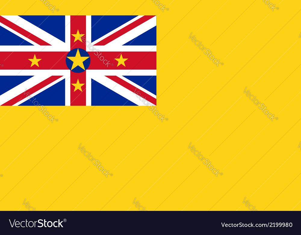 Niue vector | Price: 1 Credit (USD $1)