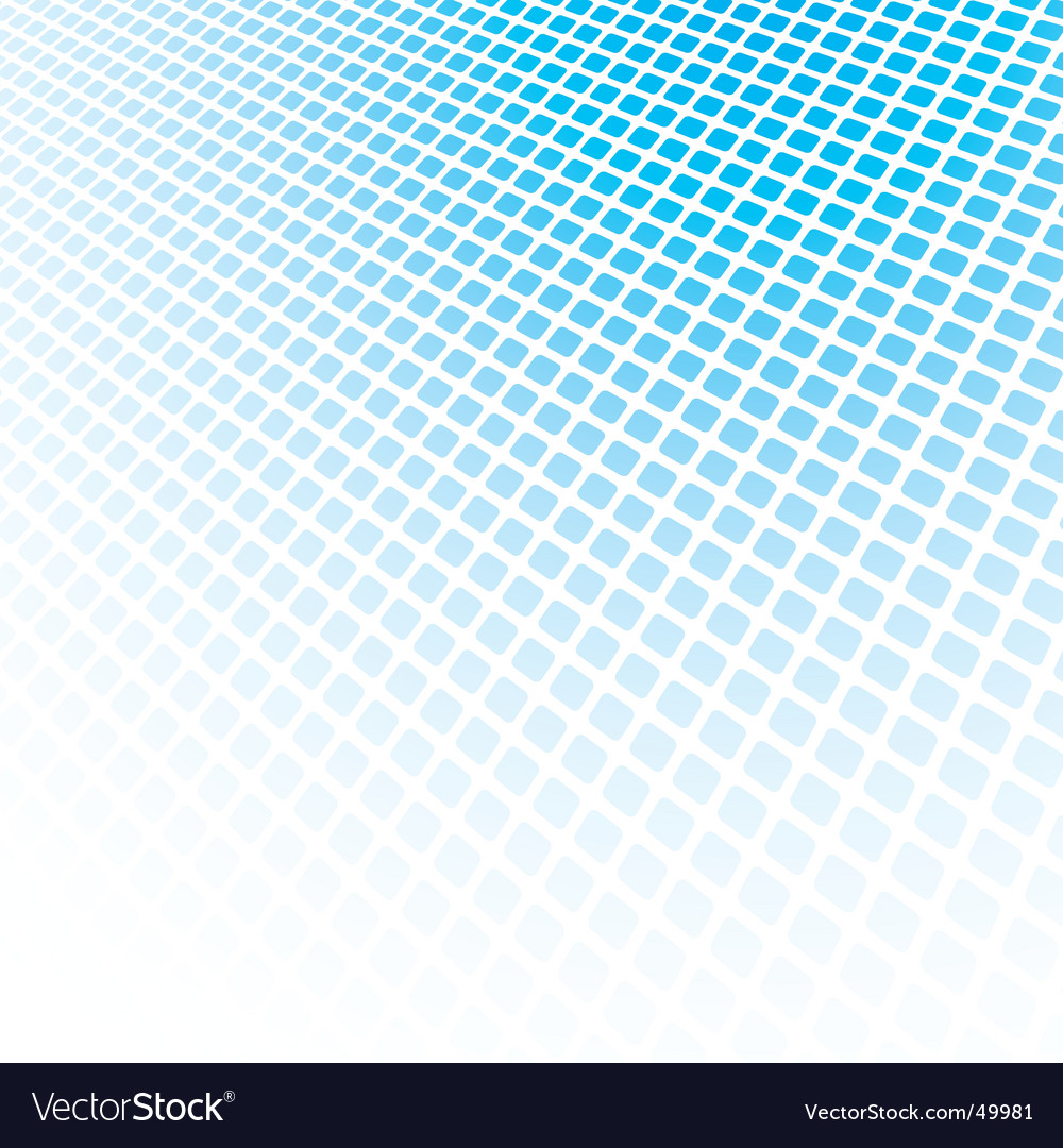Halftone background vector