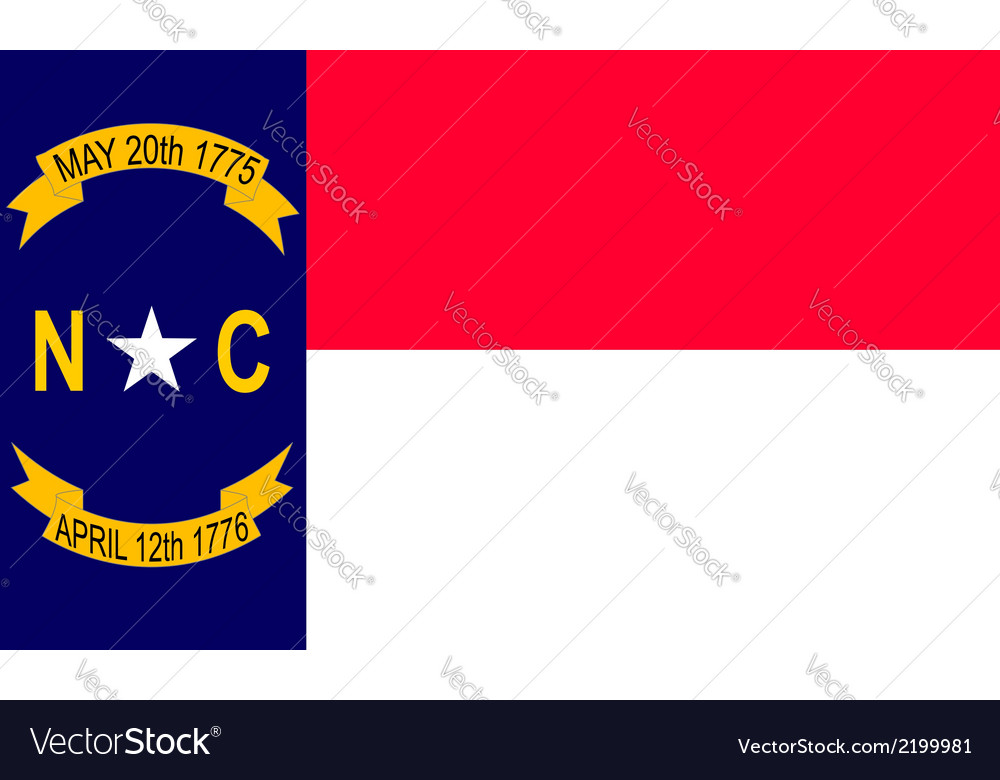 North carolina vector | Price: 1 Credit (USD $1)