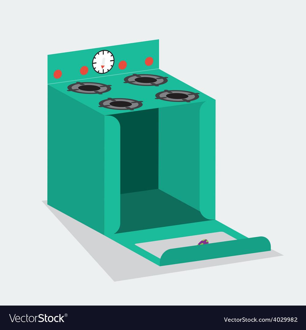 Cake box open vector   Price: 1 Credit (USD $1)