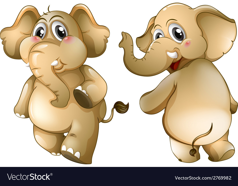 Elephants vector   Price: 1 Credit (USD $1)