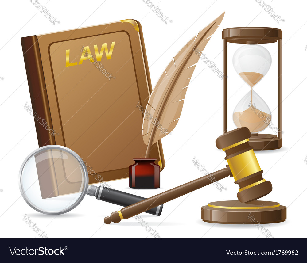 Law icons 02 vector | Price: 1 Credit (USD $1)