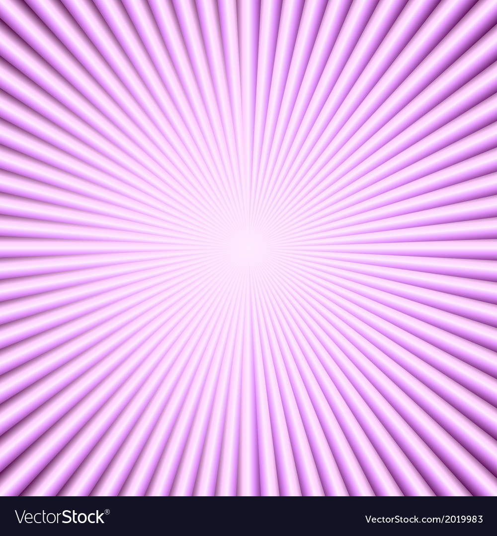 Abstract color background with radial lines vector | Price: 1 Credit (USD $1)