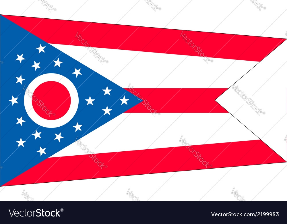 Ohio vector | Price: 1 Credit (USD $1)