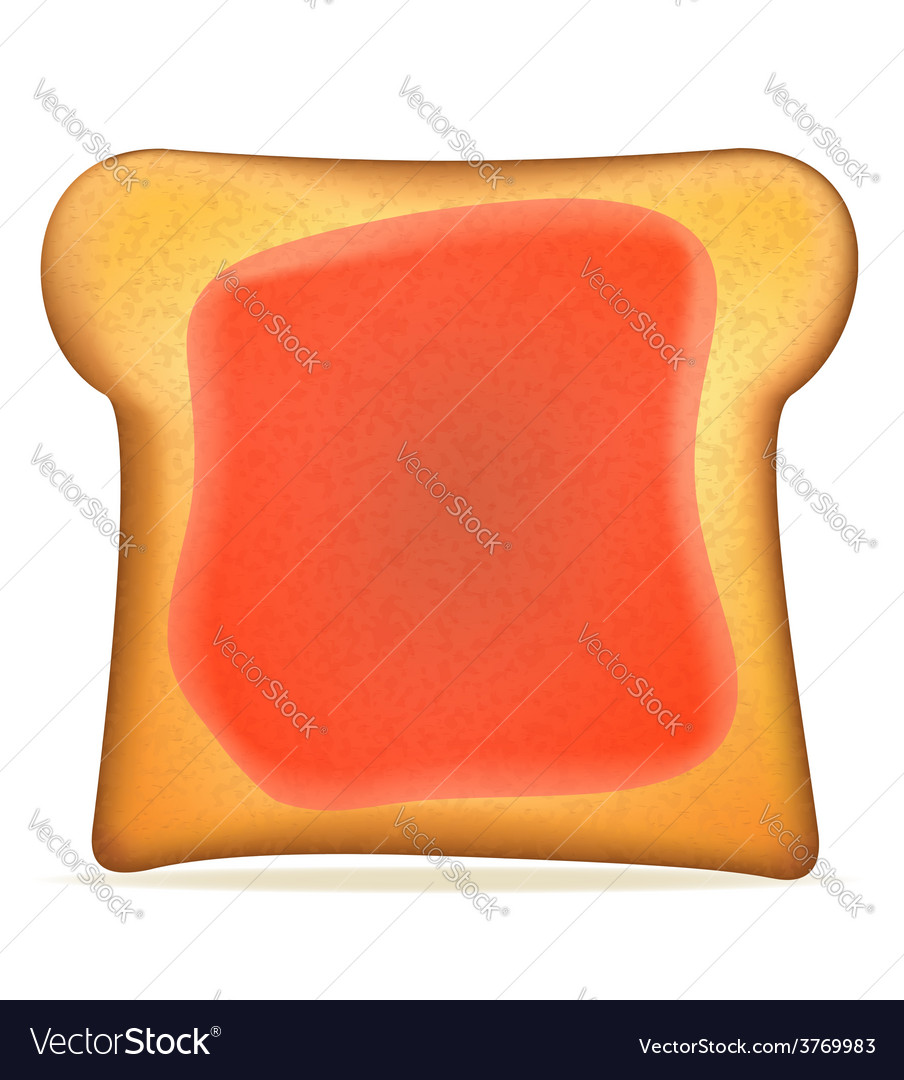 Toast 04 vector | Price: 1 Credit (USD $1)