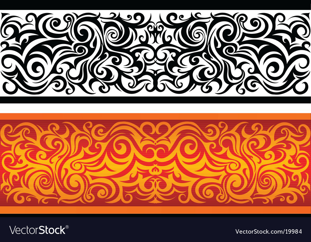 Abstract swirls vector | Price: 1 Credit (USD $1)