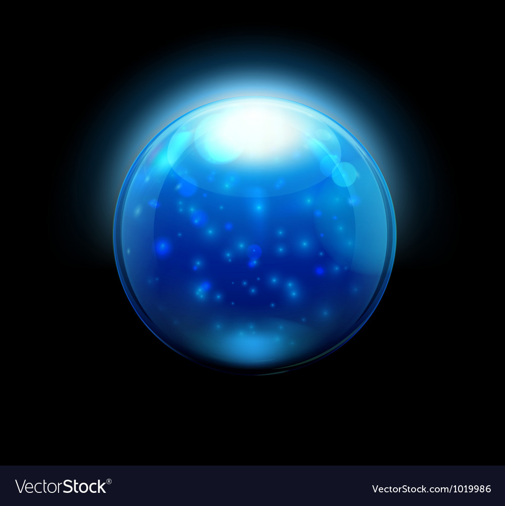 Glass marbles vector | Price: 1 Credit (USD $1)