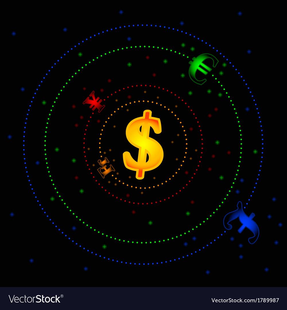 Forex galaxy vector | Price: 1 Credit (USD $1)