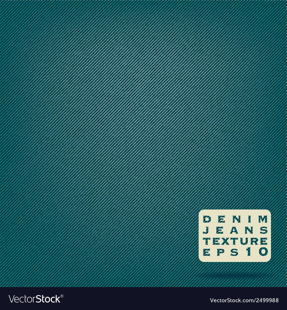 Denim jeans fabric texture vector | Price: 1 Credit (USD $1)