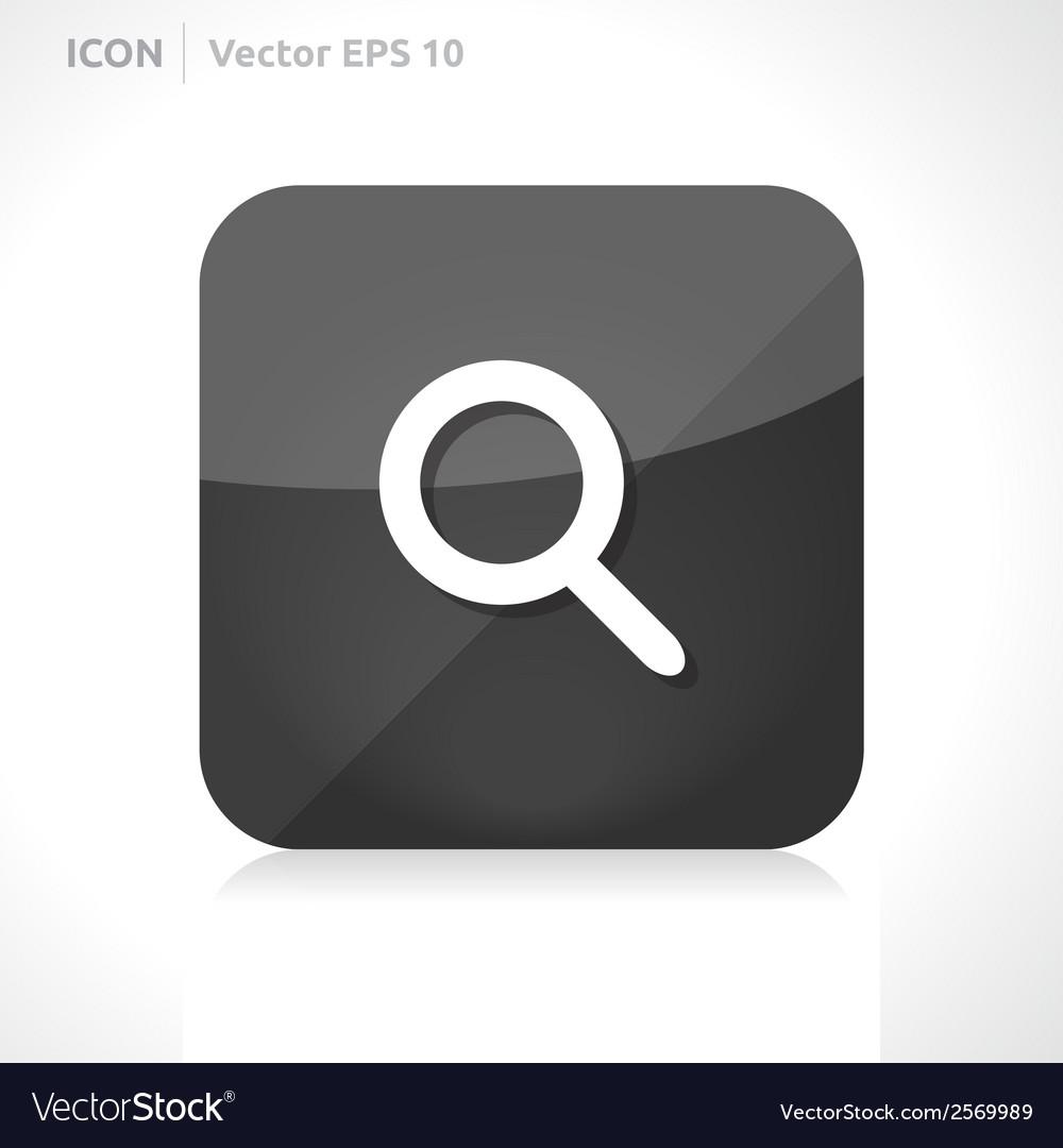 Search icon vector   Price: 1 Credit (USD $1)