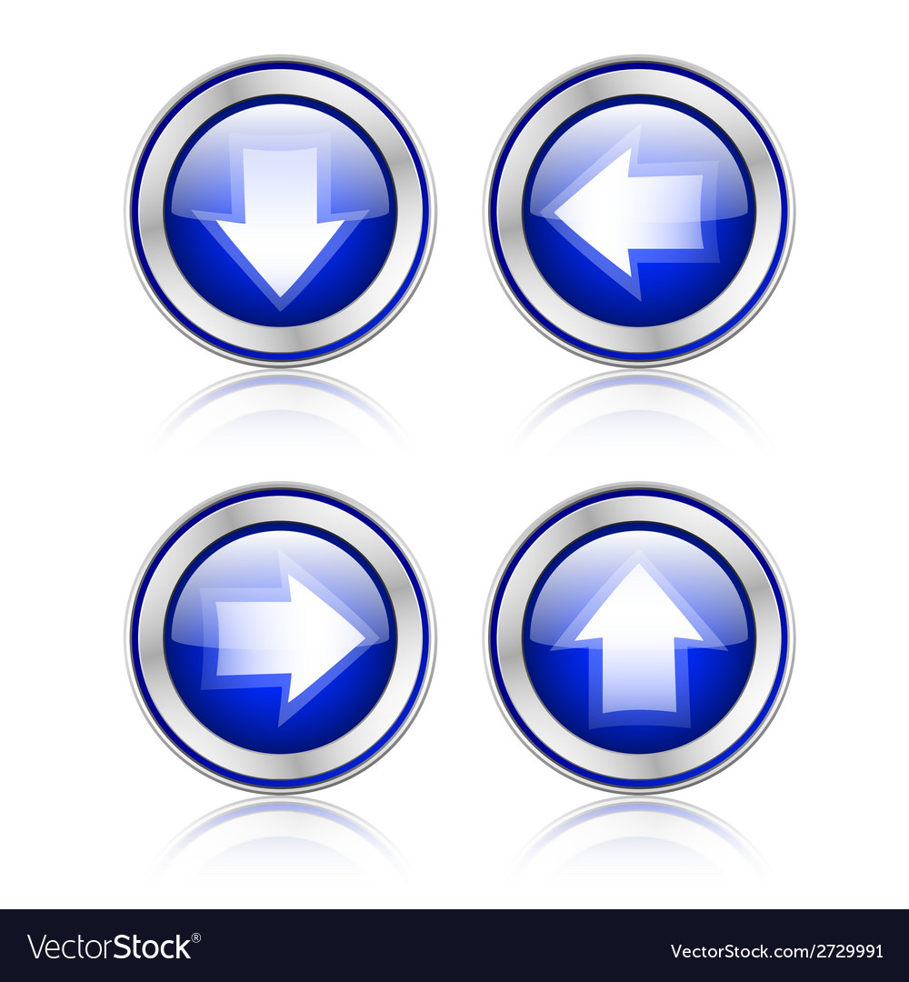 Button with download sign vector | Price: 1 Credit (USD $1)