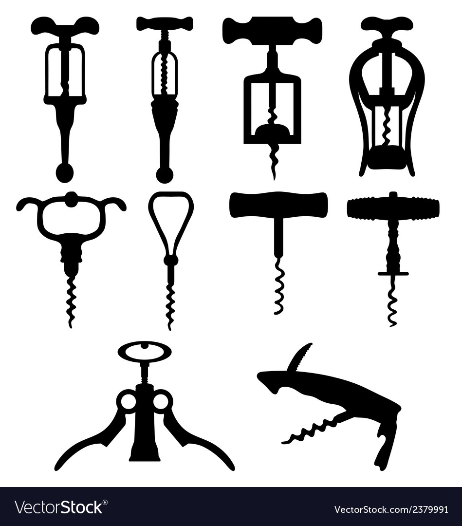 Corkscrew vector | Price: 1 Credit (USD $1)