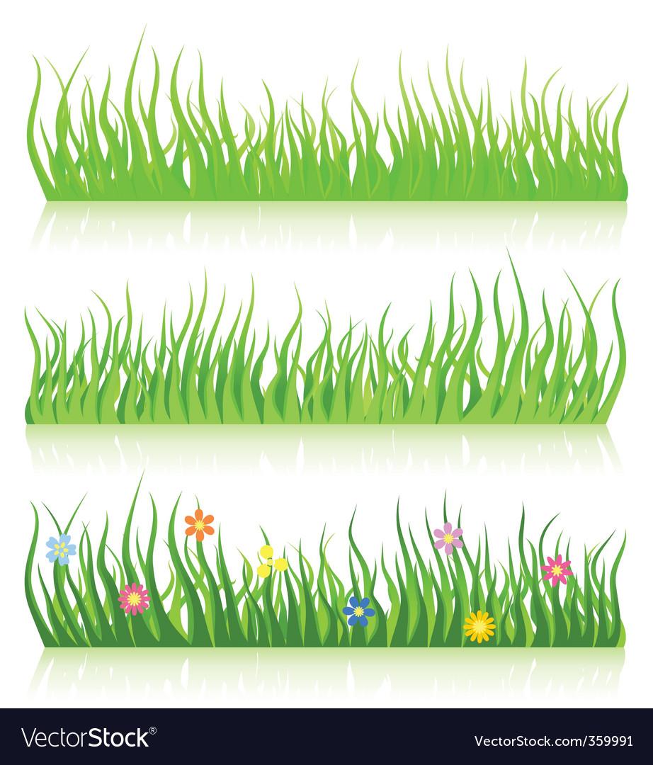 Grass vector | Price: 1 Credit (USD $1)