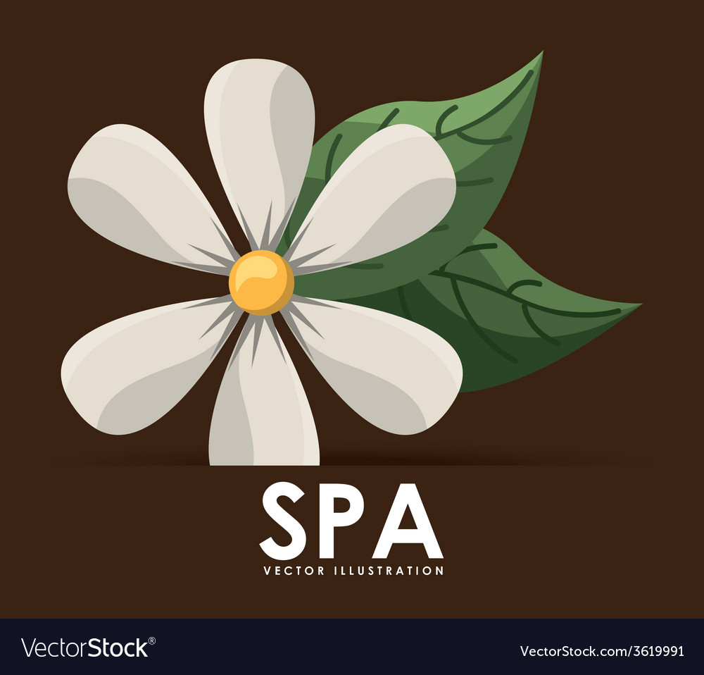 Poster spa vector | Price: 1 Credit (USD $1)