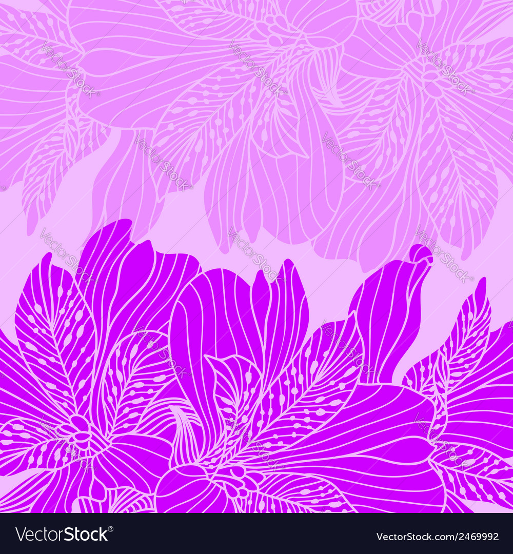 Bright magenta alstroemeria background vector | Price: 1 Credit (USD $1)