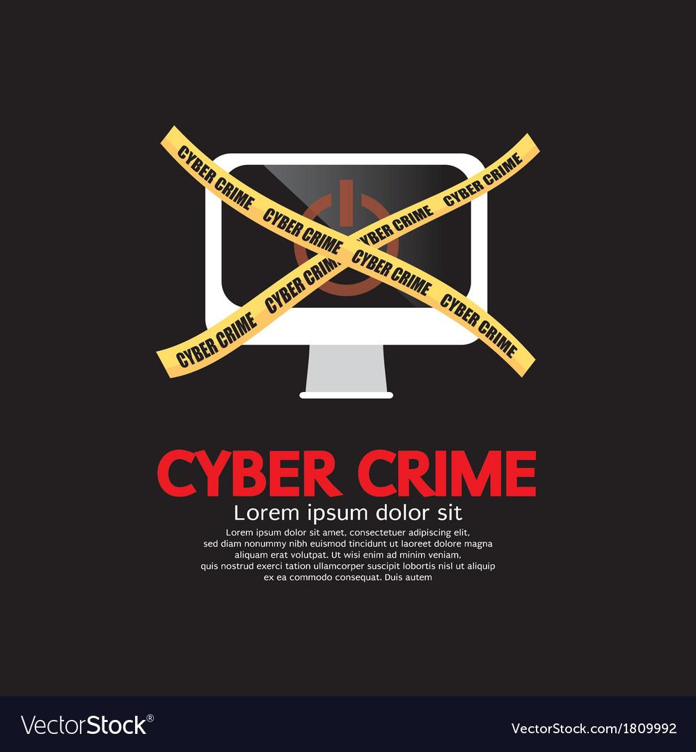 Cyber crime vector | Price: 1 Credit (USD $1)
