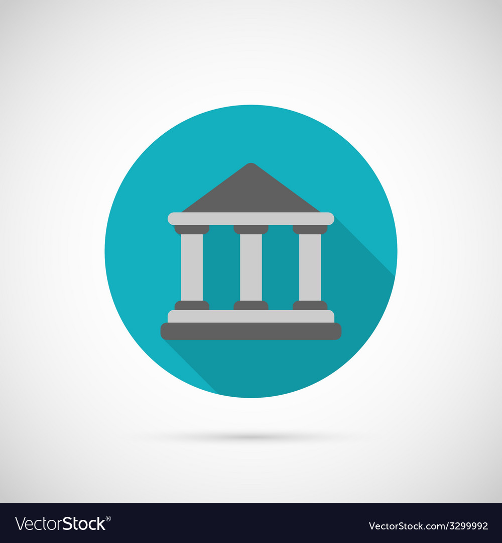 Government icon vector   Price: 1 Credit (USD $1)