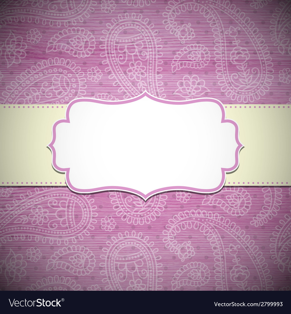 Frame in the indian style vector   Price: 1 Credit (USD $1)
