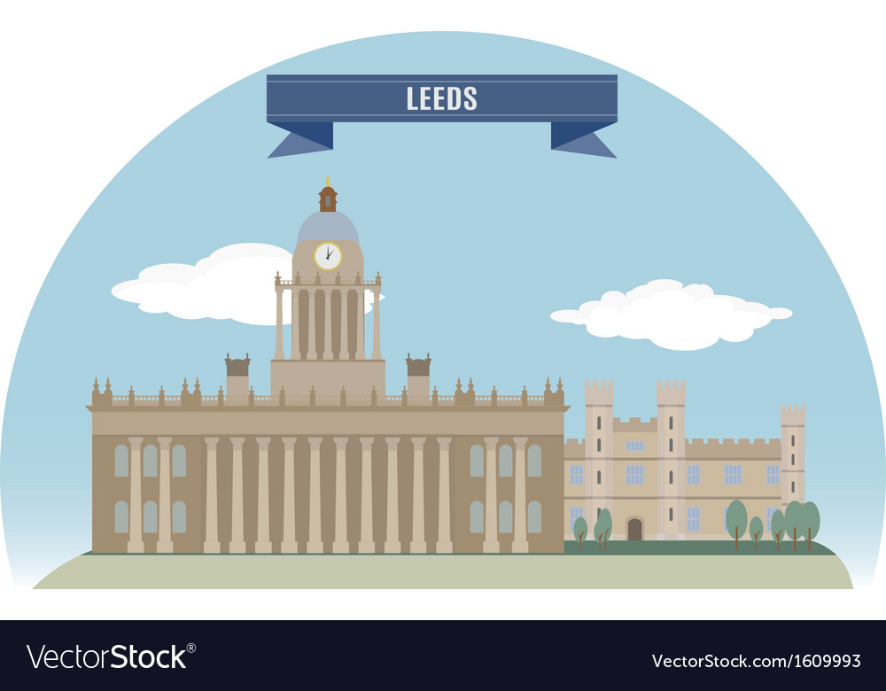 Leeds vector | Price: 1 Credit (USD $1)