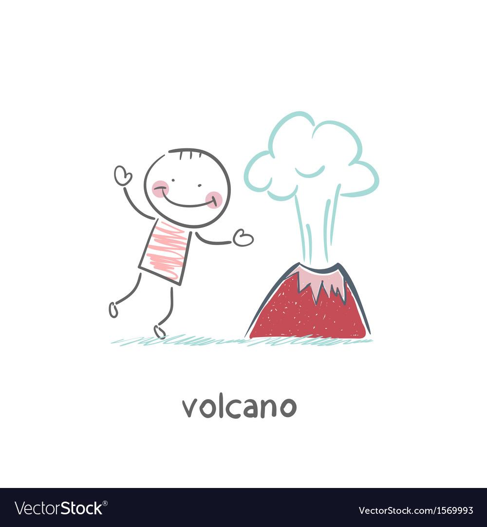 Vulcan vector | Price: 1 Credit (USD $1)
