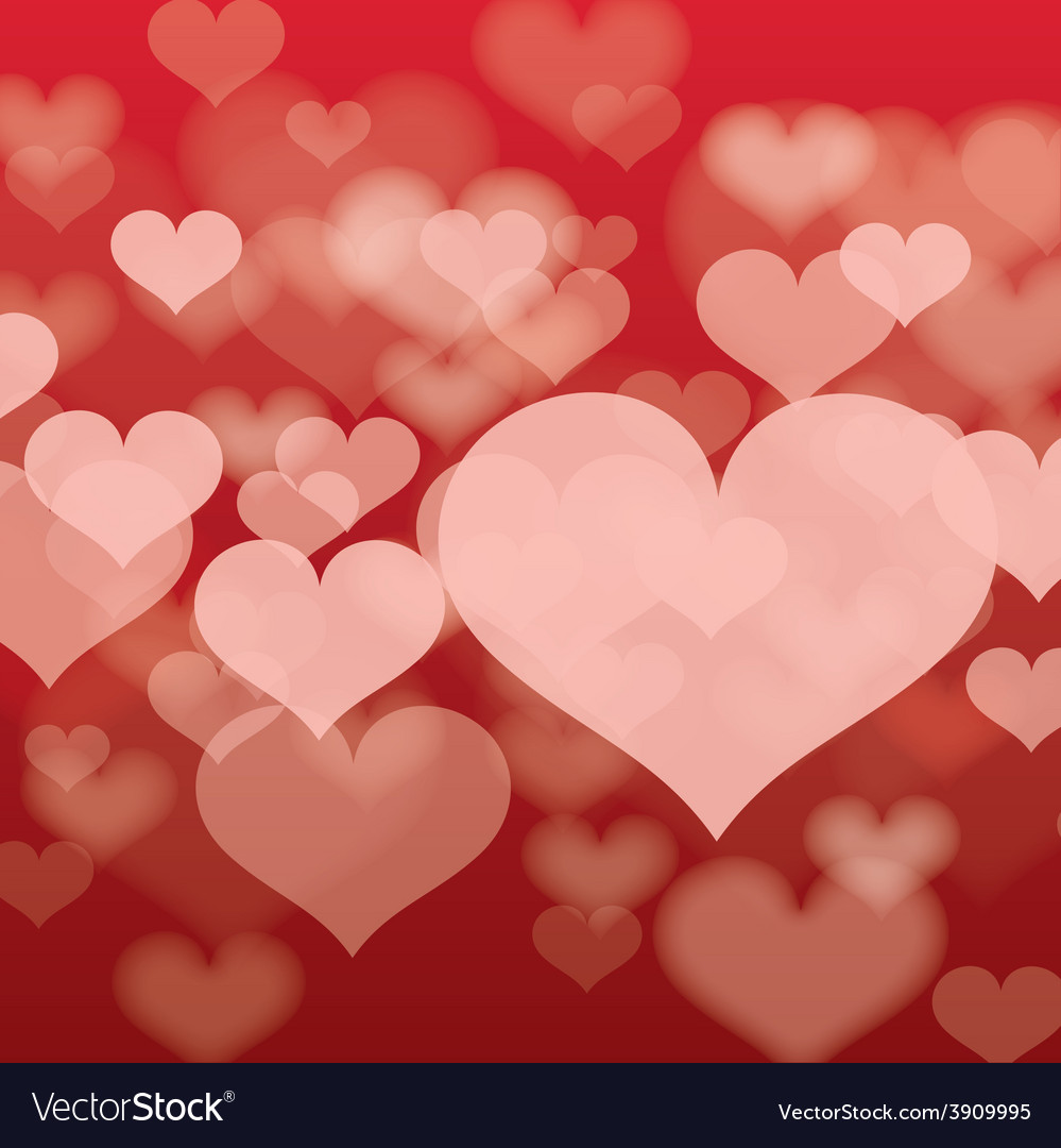 Abstract heart background in format vector   Price: 1 Credit (USD $1)