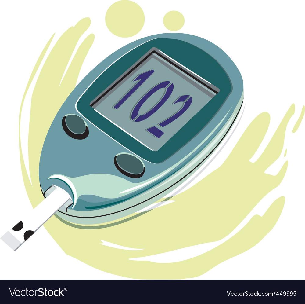 Diabetes vector | Price: 1 Credit (USD $1)