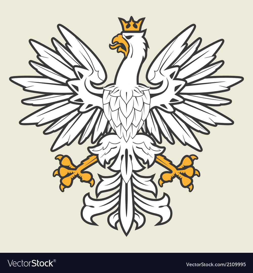 Heraldic eagle19 vector | Price: 1 Credit (USD $1)