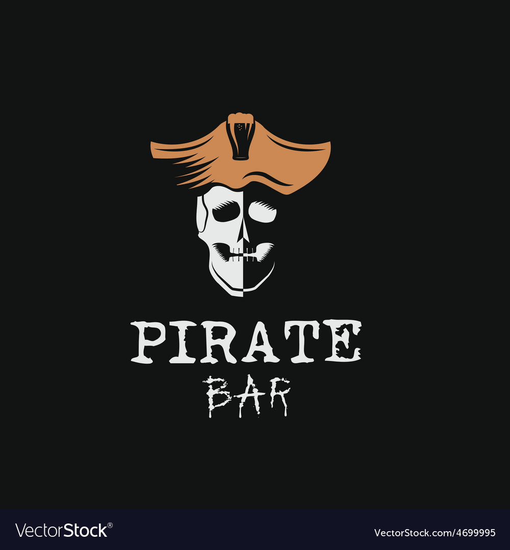Pirate bar vector | Price: 1 Credit (USD $1)