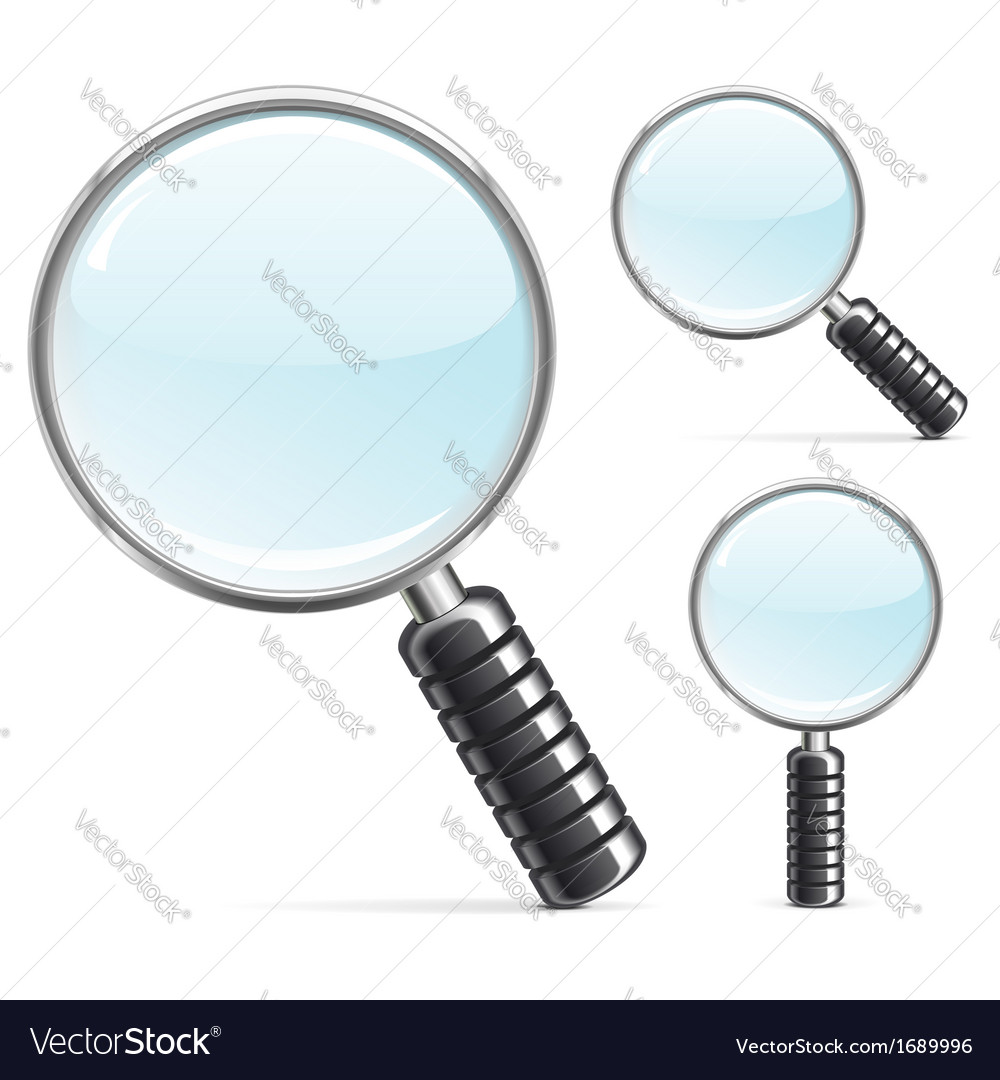 Loupe set 1 vector   Price: 1 Credit (USD $1)